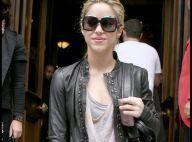Shakira s'est enfin changée et... a retrouvé son chéri !