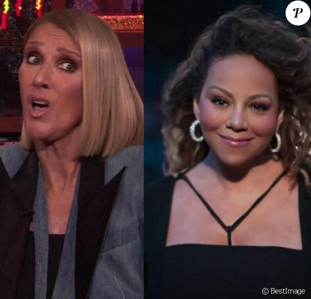 Céline Dion vs Mariah Carey, le match des divas.