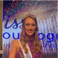 Marine Lorphelin : Sa petite soeur Lou-Anne sacrée Miss Bourgogne 2020 !