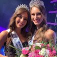 Lou-Anne Lorphelin, Miss Bourgogne 2020 sur Instagram.