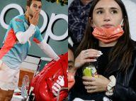Hugo Gaston sensationnel à Roland-Garros, sa ravissante compagne Laetitia en soutien