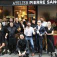 """Pierre Sang, de """"Top Chef"""" saison 2, ferme ses restaurants en pleine crise sanitaire."""