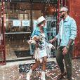 """Jérémy Brun, candidat de """"Top Chef"""" en 2014, a épousé sa compagne (enceinte) Alexia. Le 10 octobre 2020."""