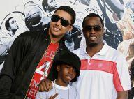 P. Diddy montre l'exemple à ses deux garçons... Etre papa, c'est du sérieux !