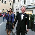 Boris Becker et sa femme Lily
