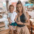 Jessica Thivenin en famille sur Instagram.