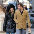 Claire Danes et Hugh Dancy en mars 2009 à New York
