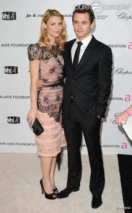 Claire Danes et Hugh Dancy en février 2009