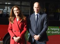 Kate Middleton ose le manteau rouge XL, pendant que William louche sur du KFC...
