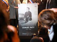 """Emmanuel et Brigitte Macron """"bouleversés"""" : superbe lettre hommage à Samuel Paty"""