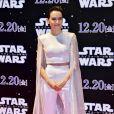 Daisy Ridley - Première du film Star Wars, épisode IX : L'Ascension de Skywalker à Tokyo le 11 décembre 2019.