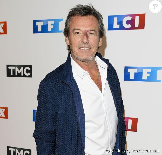 Jean-Luc Reichmann - Soirée de rentrée de TF1 au Palais de Tokyo à Paris. © Pierre Perusseau/Bestimage