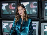 Laetitia Casta sublime au naturel, pour une soirée mode avec Julie Depardieu