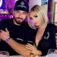 Nabilla et Thomas le 31 octobre 2020 à Miami sur Instagram.
