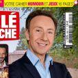 Couverture du nouveau numéro du magazine Télé-Poche