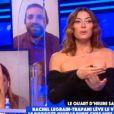 """Rachel Legrain-Trapani dans """"Touche pas à mon poste"""" - 11 novembre 2020"""