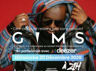 Gims : Malgré le confinement, il promet un concert grandiose le 20 décembre