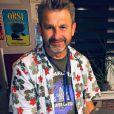 """Fabrice de """"Koh-Lanta 2020"""" souriant sur Instagram, le 8 septembre"""