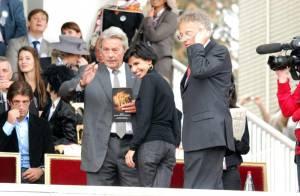 Rachida Dati retrouve un Alain Delon déchaîné... aux côtés de Ségolène Royal et de son compagnon !