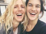 Sandrine Kiberlain : Adorable photo souvenir avec sa fille Suzanne Lindon