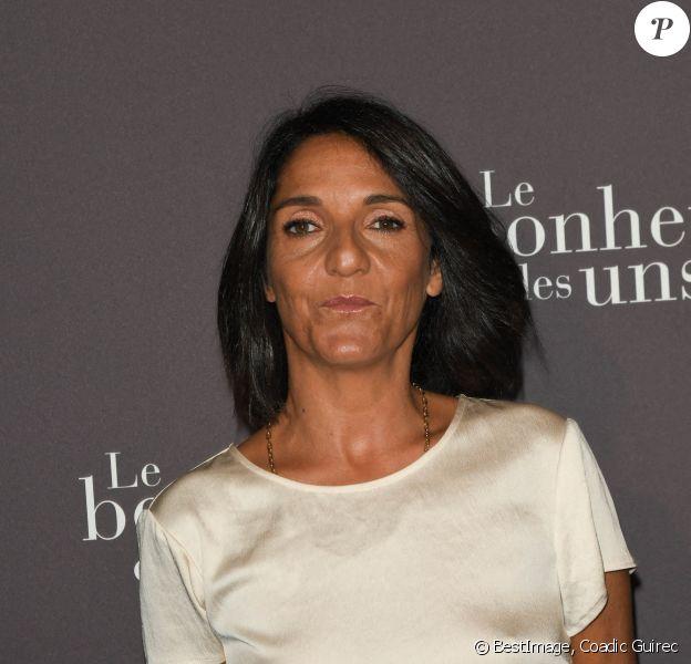 """Florence Foresti - Avant-première du film """"Le Bonheur des uns..."""" au cinéma Pathé Opéra Premier à Paris. © Coadic Guirec/Bestimage"""