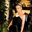 Paris Hilton a apparemment fait quelques achats jeudi 1er octobre à la soirée organisée par l'association Step Up Women's Network.