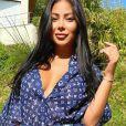 Maeva Ghennam en robe sur Instagram, le 9 novembre 2020
