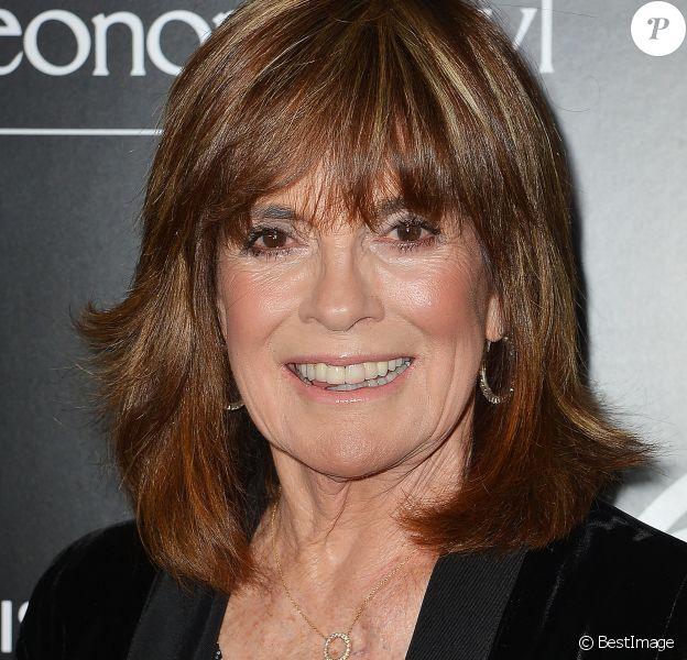 Linda Gray - 60e anniversaire du Festival de Télévision de Monte-Carlo à West Hollywood.
