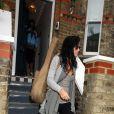 Katy Perry et Russell Brand sortent de chez l'humoriste