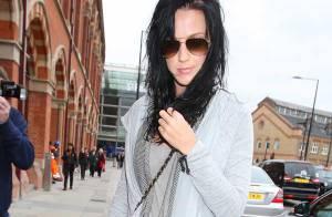 La belle Katy Perry et l'excentrique Russell Brand : histoire d'amour confirmée ! Enfin, ils ont dormi ensemble... la preuve !