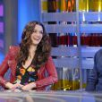 La craquante Rachel Weisz, lors de l'enregistrement de l'émission de télé  El Hormiguero , à Madrid, en Espagne, le 5 octobre 2009 !