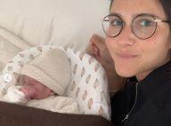 """Joyce Jonathan, sa nouvelle vie de maman : allaitement """"entre deux mails"""""""