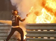 """Romain Grosjean a """"vu la mort de trop près"""" : le pilote face au traumatisme de l'accident"""