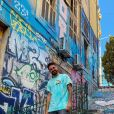 Antonin Portal (Les Marseillais) sur Instagram