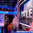 """Satine, nouvelle recrue de """"Touche pas à mon poste"""", balance sur """"Incroyable Talent"""" le 2 décembre 2020"""