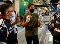 Romain et Marion Grosjean : De retour sur le circuit du terrible accident
