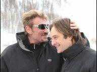 Johnny Hallyday, mort il y a 3 ans déjà : vibrant hommage de David, Laura Smet émue