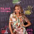 Wejdene aux NRJ Music Awards 2020.