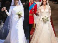 Meghan Markle et Kate Middleton : La couturière de leurs robes de mariée bientôt à la rue