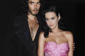 Katy Perry et Russell Brand officialisent leur amour à Paris... La preuve !