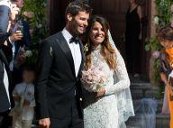 Karine Ferri et Yoann Gourcuff mariés depuis un an : l'animatrice passe un nouveau cap