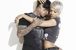 Quand Pink et son mari Carey Hart prennent la pose ensemble... c'est torride !
