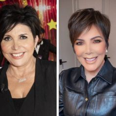 """Liane Foly s'est confiée sur sa drôle de ressemblance avec Kris Jenner, la mère de la fraterie Kardashian, sur le plateau de l'émission """"L'éclair de Guény""""."""