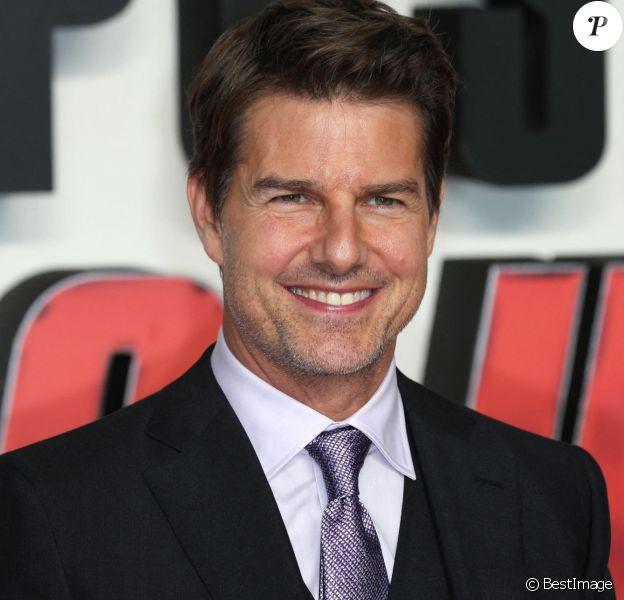 """Tom Cruise - Les célébrités posent lors du photocall de la première du film """"Mission : Impossible - Fallout"""" à Londres."""