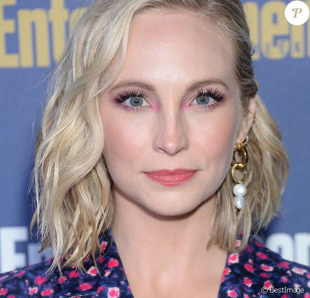 Candice King - Entertainment Weekly Pre - Sag (Screen Actors Guild Awards) Party à Los Angeles.