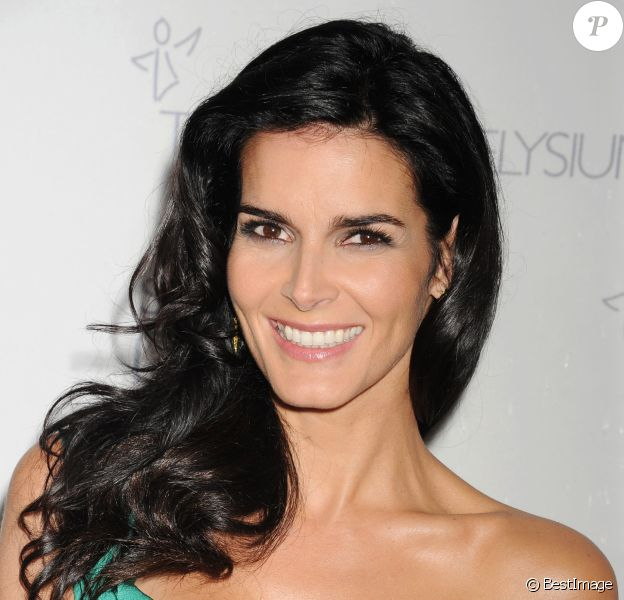 "Angie Harmon - People à la soirée ""8th Annual Heaven Gala Art of Elysium and Samsung Galaxy"" à Los Angeles."