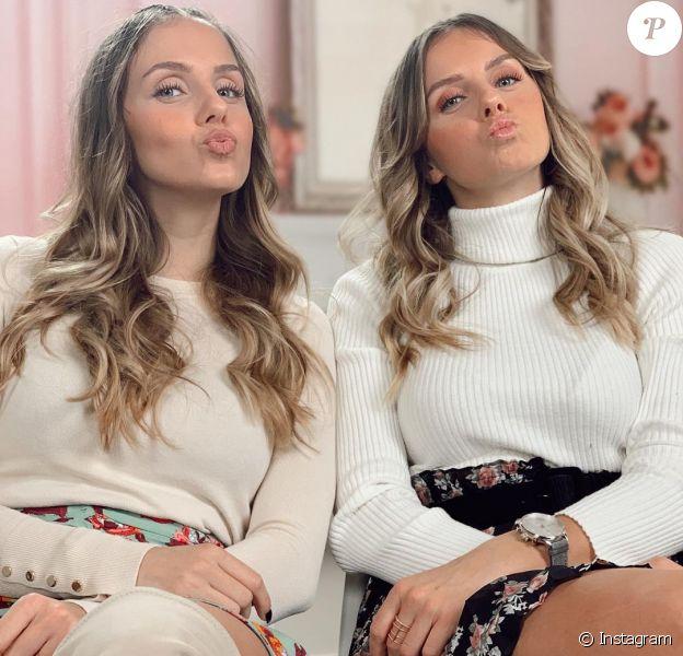 """Anaïs et Manon, les jumelles de """"Secret Story"""", ont une autre soeur canon."""