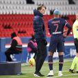 Kylian Mbappé lors du match de football PSG - Lorient (2-0) en ligue 1 Uber Eats au Parc des Princes à Paris le 16 décembre 2020. © FEP / Panoramic / Bestimage
