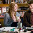 "Kate Winslet et Jack Black dans le film ""The Holiday"", de Nancy Meyers. 2006."