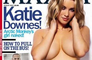 La belle Katie Downes dévoile son corps de rêve... pour que vous en fassiez des beaux !